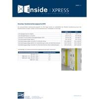 Vorschau: Sozialversicherungswerte 2016
