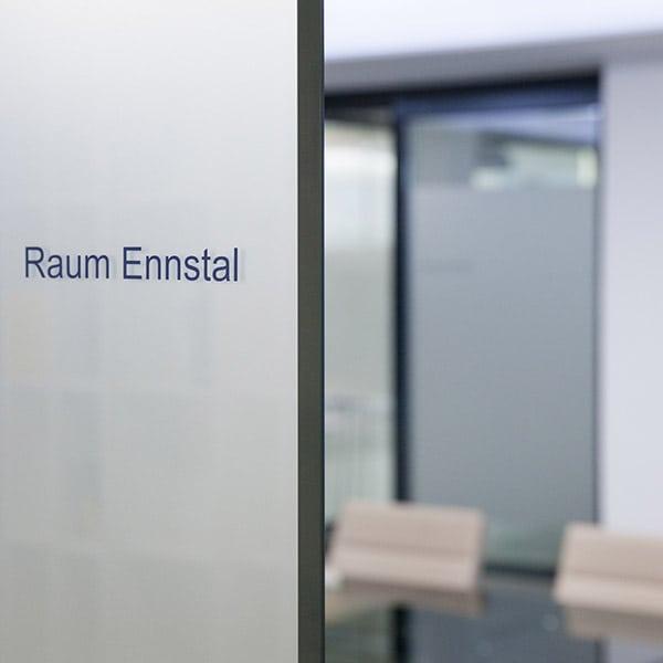 Raum Ennstal