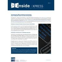 Ausweitung der KMU-Investitionszuwachsprämie: Antragstellung nun auch für Freiberufler möglich