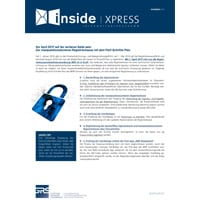 Vor April 2017 auf der sicheren Seite sein: Zur manipulationssicheren Registrierkasse mit dem Fünf-Schritte-Plan