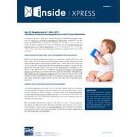 Neu für Neugeborene ab 1. März 2017: Flexibleres Kinderbetreuungsgeldkonto ersetzt Pauschalvarianten