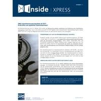 KMU-Investitionszuwachsprämie ab 2017: Erste Infos zum geplanten Gesetzesentwurf