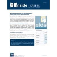 Mindestangabenmeldung nun auch mit ELDA-App möglich: Kostenfreie App erleichtert die Schnellanmeldung