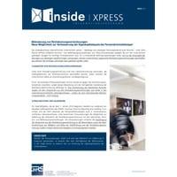Bilanzierung von Rückdeckungsversicherungen: Neue Möglichkeit zur Verbesserung der Eigenkapitalquote bei Personalrückstellungen