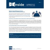 Mehrfache Geschäftsführung im Konzern: Update zur Gefahr einer Mehrfachversicherung