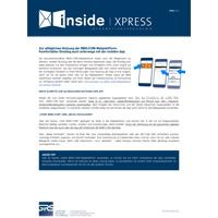Zur alltäglichen Nutzung der BMD.COM-Webplattform: Komfortabler Einstieg auch unterwegs mit der mobilen App