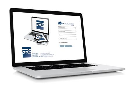 Web-Login unserer BMD.COM-Webplattform