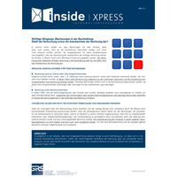 Strittige (Eingangs-)Rechnungen in der Buchhaltung: Stellt die Verbuchung schon ein Anerkenntnis der Rechnung dar?