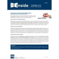 Praxisfragen zur (neuen) Kleinunternehmerregelung: Update aufgrund der Neuregelung ab 2020