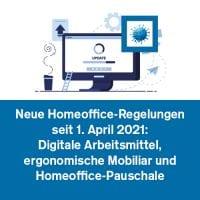 neue Homeoffice-Regelungen