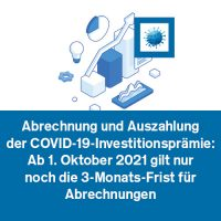 COVID-19-Investitionsprämie